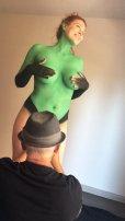 Maitland Ward Bodypaint Naked
