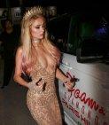 Paris Hilton Sexy Seethrough