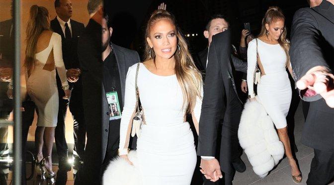 Jennifer Lopez – Candids in Las Vegas