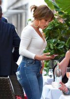 Jennifer Lopez Sexy Boobs Ass
