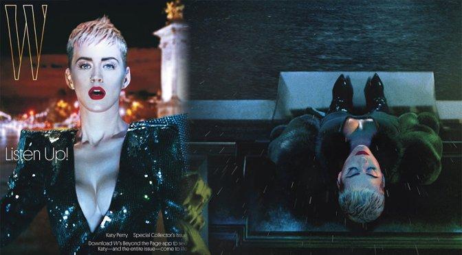 Katy Perry – W Magazine Photoshoot (September 2017)