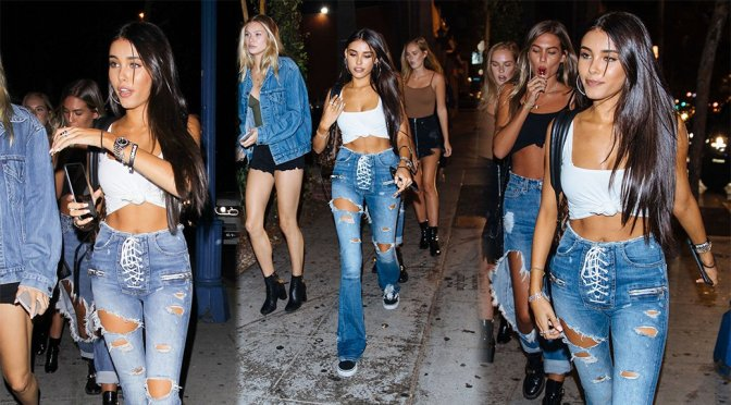 Madison Beer – Candids in West Hollywood