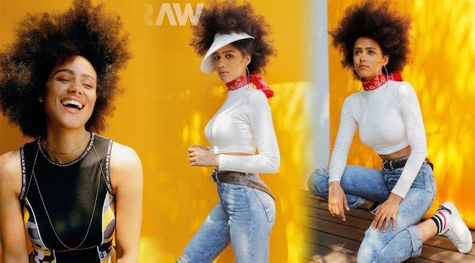 Nathalie Emmanuel – RAW Magazine Photoshoot (August 2017)