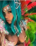 Rihanna Boobs
