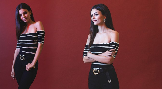 Victoria Justice – Hollywood Life Photoshoot