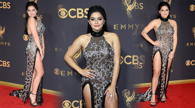 Ariel Winter – 69th Annual Primetime Emmy Awards in Los Angeles