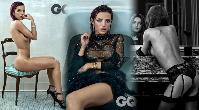 Bella Thorne – GQ Mexico Magazine Photoshoot (October 2017)
