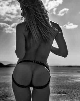 Genevieve Morton Naked Butt