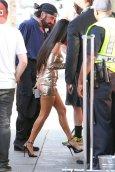 Kourtney Kardashian Legs