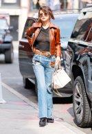 Selena Gomez Braless Seethrough