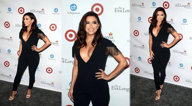 Eva Longoria – 2017 Annual Eva Longoria Foundation Gala in Beverly Hills