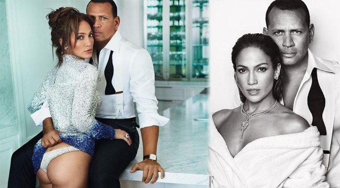Jennifer Lopez –  Vanity Fair Magazine Photoshoot (December 2017)