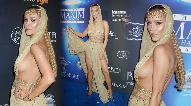 Joanna Krupa – 2017 Maxim Halloween Party in Los Angeles
