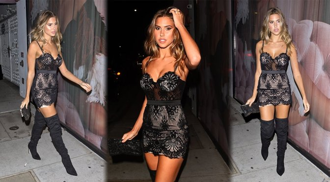 Kara Del Toro – Revolve Lingerie Launch Party in West Hollywood