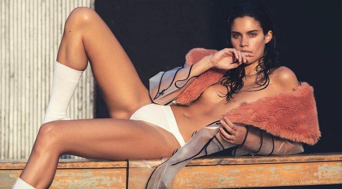 Sara Sampaio – Lui Magazine Photoshoot