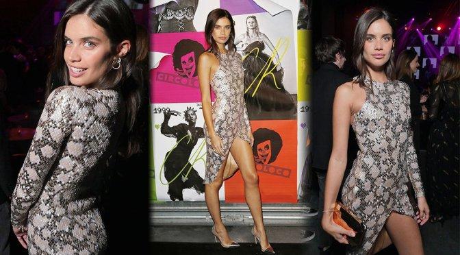 Sara Sampaio – CR Fashion Book Launch Party in Paris