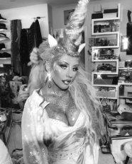 Christina Aguilera Haloween Boobs