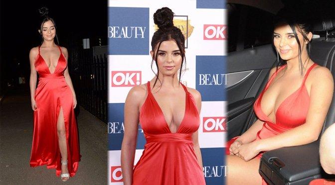 Demi Rose Mawby Big Breasts