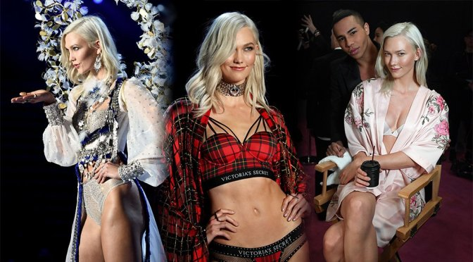 Karlie Kloss – 2017 Victoria's Secret Fashion Show in Shanghai
