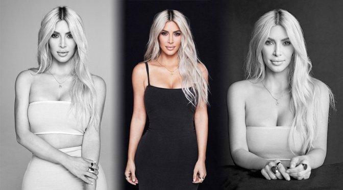Kim Kardashian – WWD Magazine Photoshoot