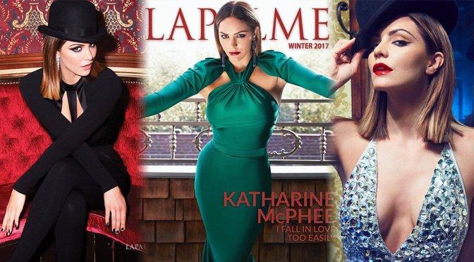 Katharine McPhee – LaPalme Magazine Photoshoot (Winter 2017)