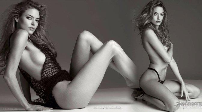 Martha Hunt – Maxim Magazine (December 2017)
