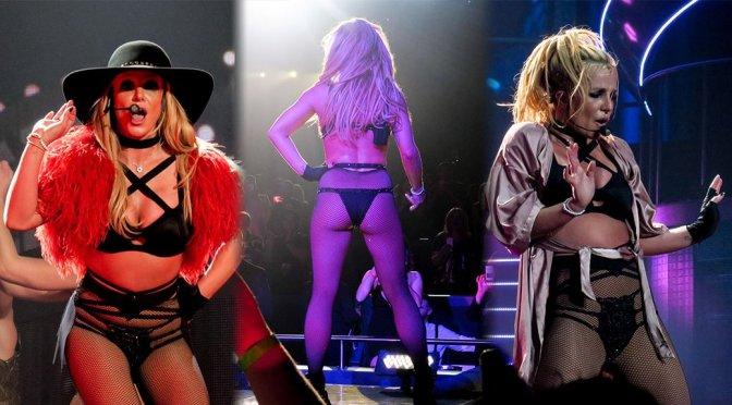 Britney Spears Performs Live in Las Vegas