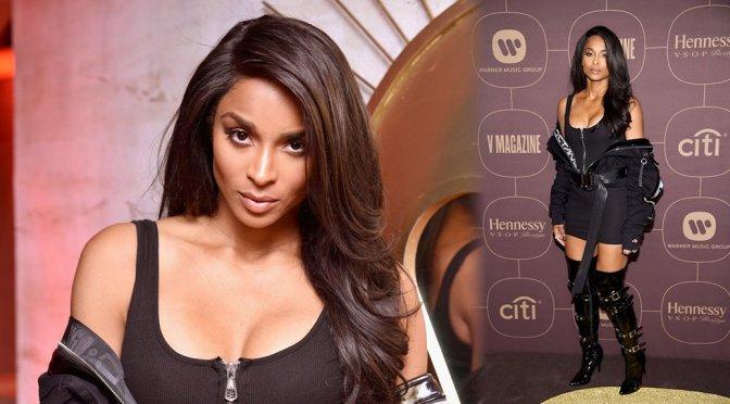 Ciara – Warner Music Group Hosts Pre-Grammy Celebration