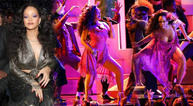 Rihanna – 60th Annual GRAMMY Awards