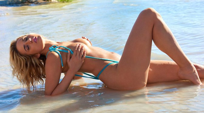 Allie Ayers – Sports Illustrated Swimsuit Issue 2018