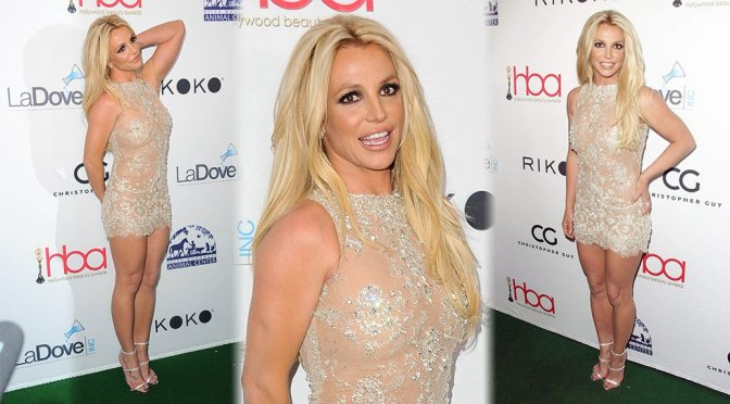 Britney Spears – 4th Hollywood Beauty Awards in Los Angeles