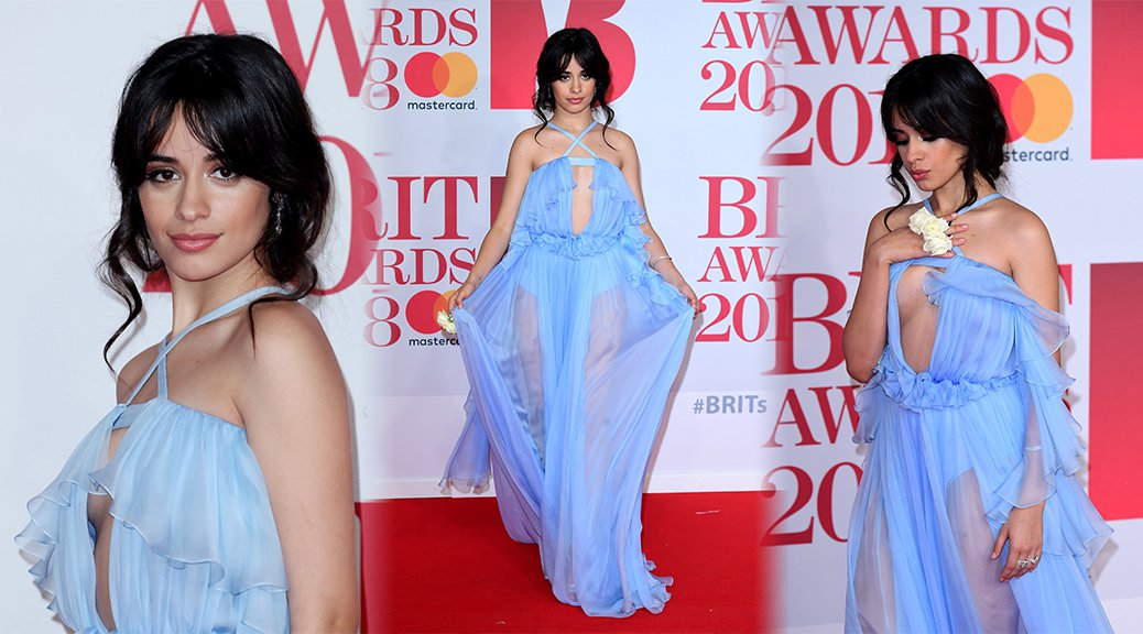 Camila Cabello - 38th Brit Awards in London