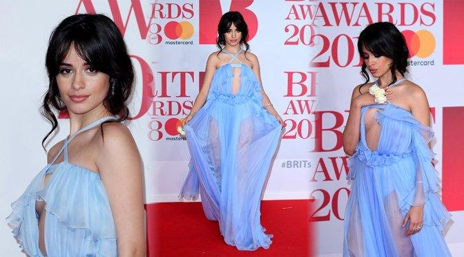 Camila Cabello – 38th Brit Awards in London