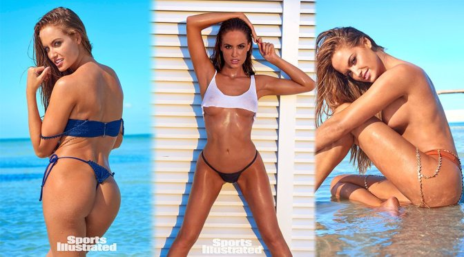 Haley Kalil – Sports Illustrated Swimsuit Issue 2018