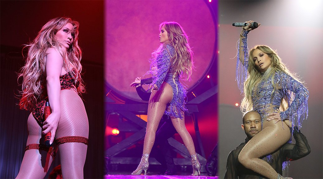 Jennifer Lopez - Performs Live at Planet Hollywood in Las Vegas
