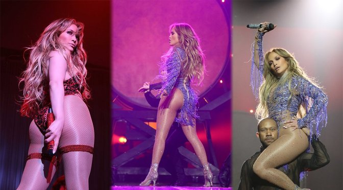 Jennifer Lopez – Performs Live at Planet Hollywood in Las Vegas