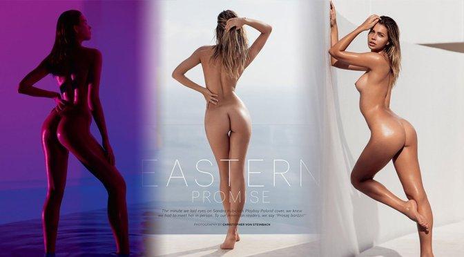 Sandra Kubicka – Playboy Magazine Photoshoot (March/April 2018) (NSFW)