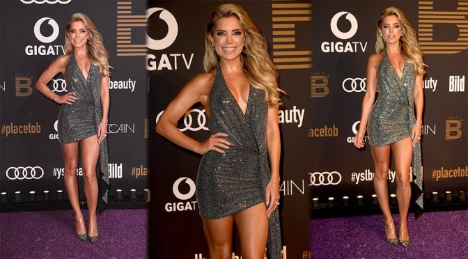 Sylvie Meis – Place to B Party in Berlin