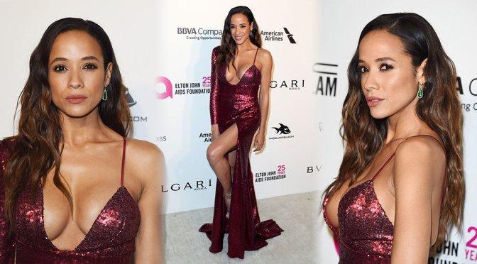 Dania Ramirez – Elton John AIDS Foundation Academy Awards Viewing Party