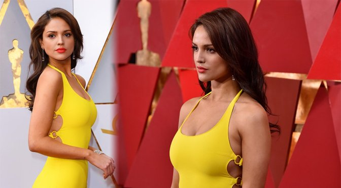 Eiza Gonzalez – 90th Annual Academy Awards in Hollywood