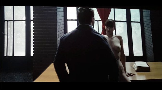 "Jennifer Lawrence – ""Red Sparrow"" Topless Caps (NSFW)"