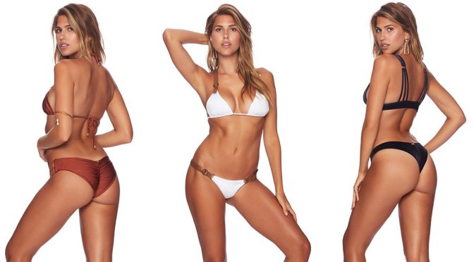 Kara Del Toro Bikini Body