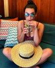 Lea Michele Bikini