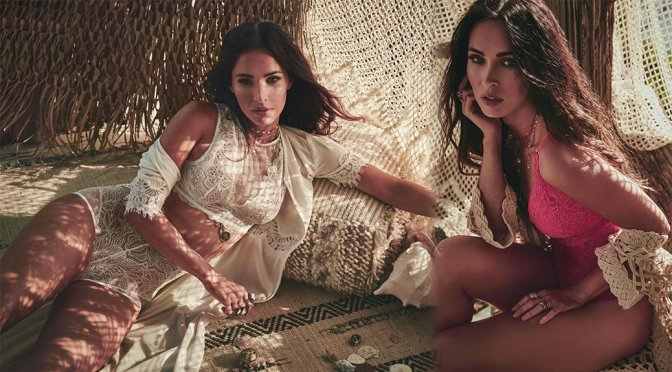 Megan Fox – Frederick's of Hollywood Lingerie Photoshoot