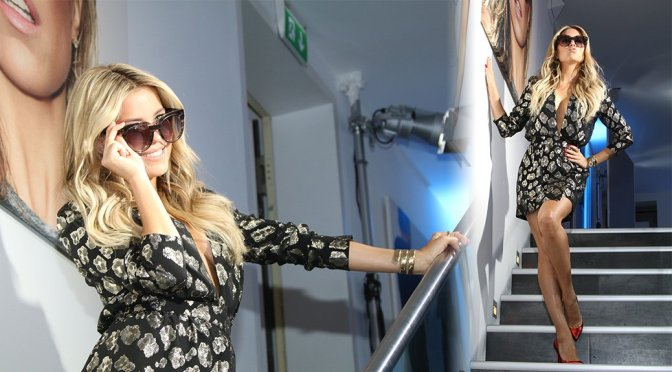 "Sylvie Meis – ""Sylvie Optics"" Launch in Hamburg"