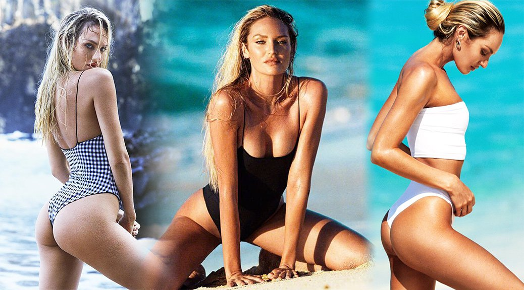 "Candice Swanepoel - ""Tropic of C"" Swimwear Photoshoot"