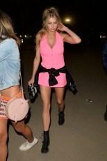 Charlotte Mckinney Sexy Cleavage