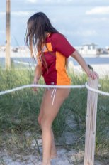 Claudia Romani Bikini