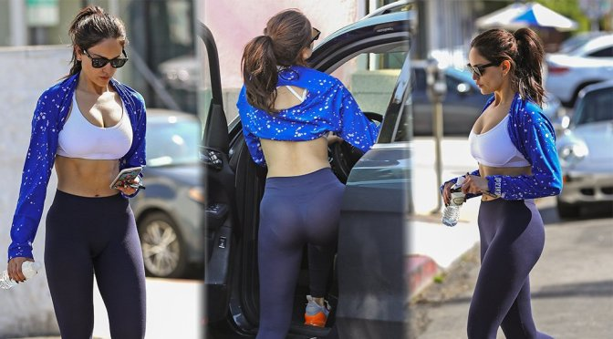 Eiza Gonzalez Ass Thong