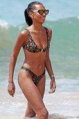 Jasmine Tookes Bikini